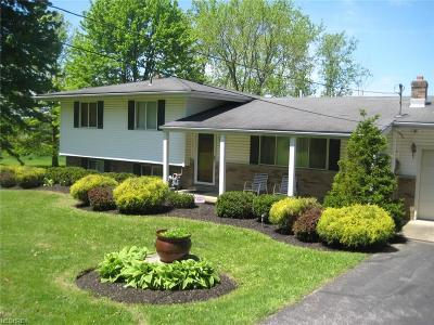 Madison OH Single Family Home For Sale: $194,000
