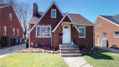 Single Family Home Sold: 6311 Brownfield Dr