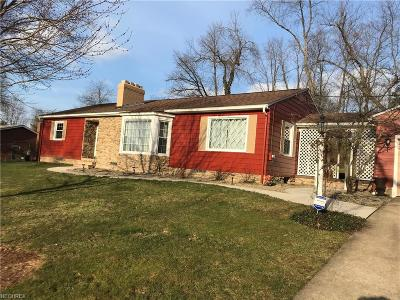 Single Family Home For Sale: 13524 Theeland Ave Northwest