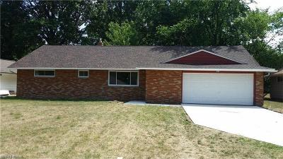 Richmond Heights Single Family Home For Sale: 497 Karl Dr