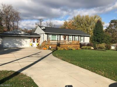 Single Family Home Sold: 5281 State Route 82