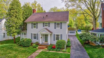 Ravenna Single Family Home For Sale: 558 East Riddle Ave