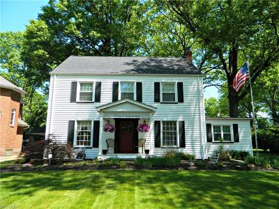 Boardman Single Family Home For Sale: 148 Alburn Dr