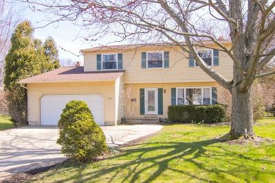North Olmsted Single Family Home For Sale: 3937 Dryden
