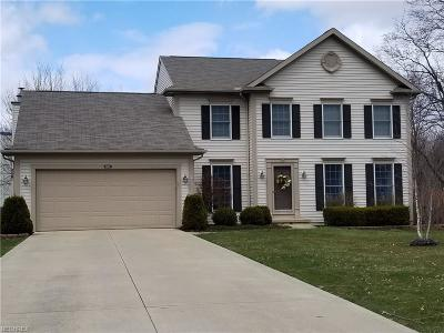 Olmsted Falls Single Family Home For Sale: 8482 Forest View Dr