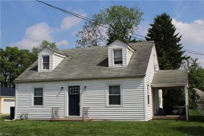 Zanesville Single Family Home For Sale: 509 Smithfield Ave