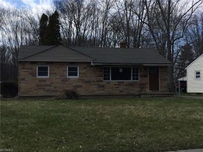 Single Family Home For Sale: 7582 Inland Dr