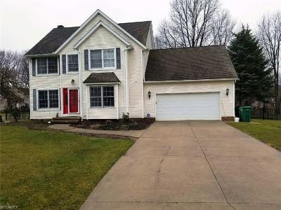 Mentor Single Family Home For Sale: 5562 Grace Dr