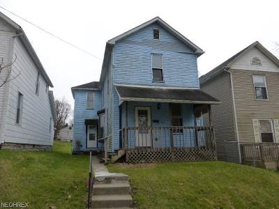 Zanesville Single Family Home For Sale: 922 Ayers St