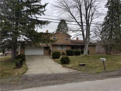 Geneva Single Family Home For Sale: 6471 West Maple Rd