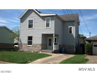 Williamstown Single Family Home For Sale: 708 Williams Ave