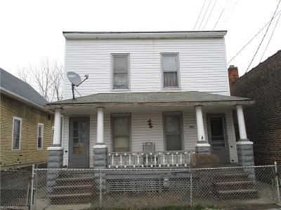 Cleveland Multi Family Home For Sale: 1017 East 66th Pl
