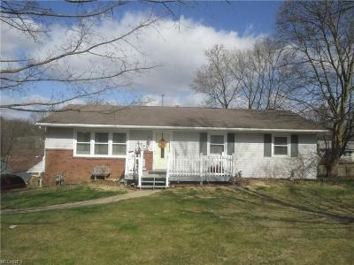 Zanesville Single Family Home For Sale: 2795 Boggs Rd