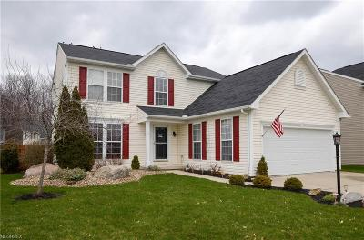 Olmsted Township Single Family Home For Sale: 8537 Bentley Dr