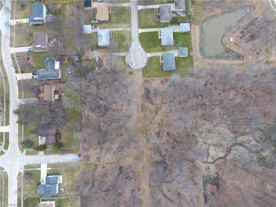 Strongsville Residential Lots & Land For Sale: Willow Ln