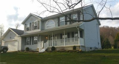 Wadsworth Single Family Home For Sale: 15 Sharon Copley Rd