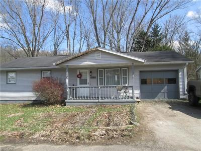 Guernsey County Single Family Home For Sale: 110 Cochran Dr