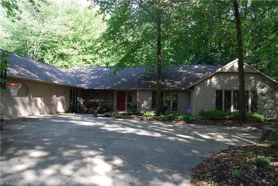 Strongsville Single Family Home For Sale: 10411 Pine Needle Trl