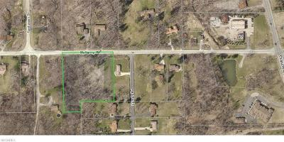 Chesterland Residential Lots & Land For Sale: 8263 Mulberry Rd