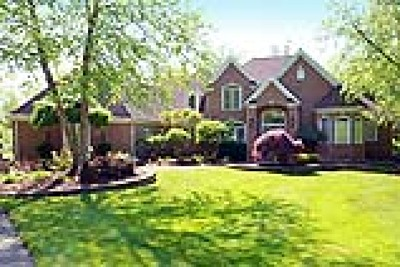 Lake County Single Family Home For Sale: 9830 Foxwood Trl