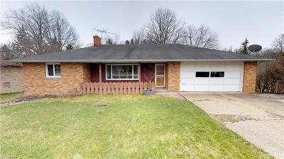 Single Family Home For Sale: 29316 White Rd