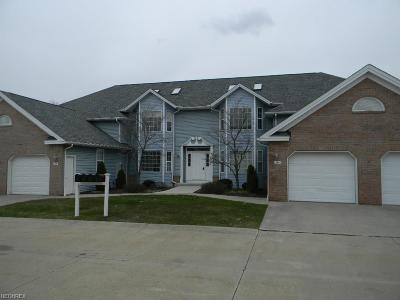 Broadview Heights Condo/Townhouse For Sale: 692 Tollis #B