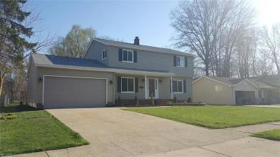 Single Family Home For Sale: 26935 Adele Ln