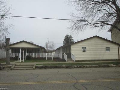 Dresden Multi Family Home For Sale: 704-706 Main St