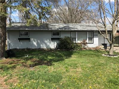 Zanesville OH Single Family Home For Sale: $77,000