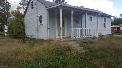 Perry County Single Family Home For Sale: 314 West State St