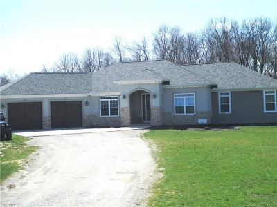 Cambridge Single Family Home For Sale: 5934 Whitney Rd