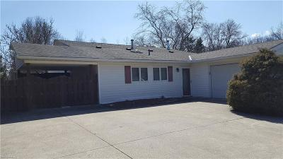 Columbia Station Single Family Home For Sale: 26329 Royalton Rd