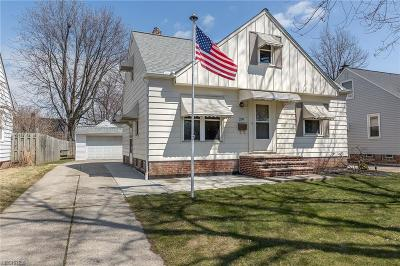 Willowick Single Family Home For Sale: 299 East 327th St