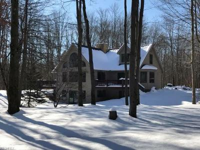 Ashtabula County Single Family Home For Sale: 993 State Route 45