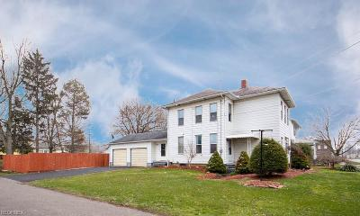 Single Family Home For Sale: 13599 Main St
