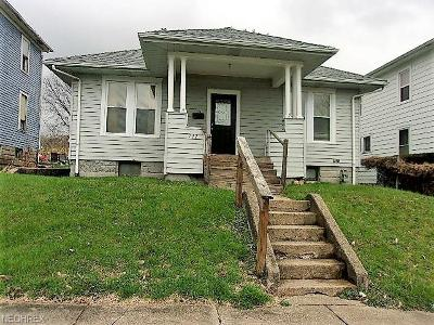Zanesville Single Family Home For Sale: 722 Munson Ave