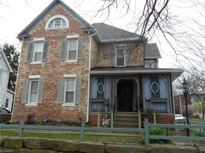Marietta Single Family Home For Sale: 524 Front Street