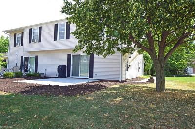 Mentor Condo/Townhouse For Sale: 8151 Independence Dr #C