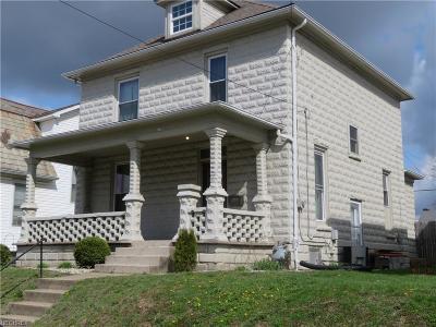 Zanesville Single Family Home For Sale: 601 Echo Ave