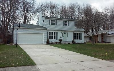 North Olmsted Single Family Home For Sale: 29819 Sutton Dr