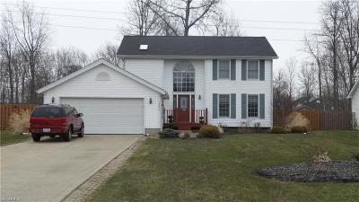 Painesville Township Single Family Home For Sale: 1826 Sansdan Ct