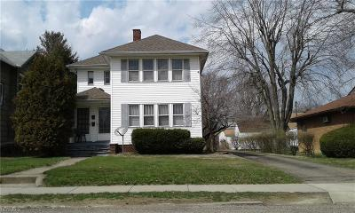 Stark County Multi Family Home For Sale: 611 18th St Northwest