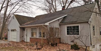 Geauga County Single Family Home For Sale: 15466 Lakeshore Dr