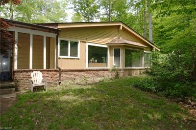 Chagrin Falls Single Family Home For Sale: 7350 Samuel Lord Dr