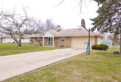 Richmond Heights Single Family Home For Sale: 459 Steven Blvd