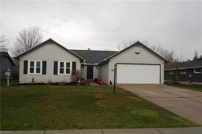 Aurora Single Family Home For Sale: 10170 Regatta Trl