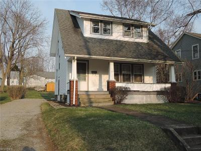 Hubbard Single Family Home For Sale: 37 Princeton Ave