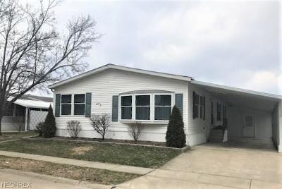 Olmsted Township Single Family Home For Sale: 26 Creekside Trl