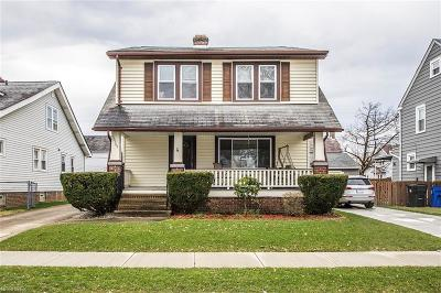 Single Family Home Sold: 16505 Melgrave Ave
