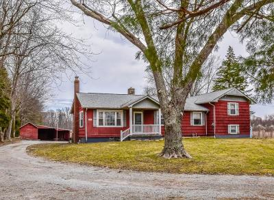Single Family Home For Sale: 13763 Easton St Northeast
